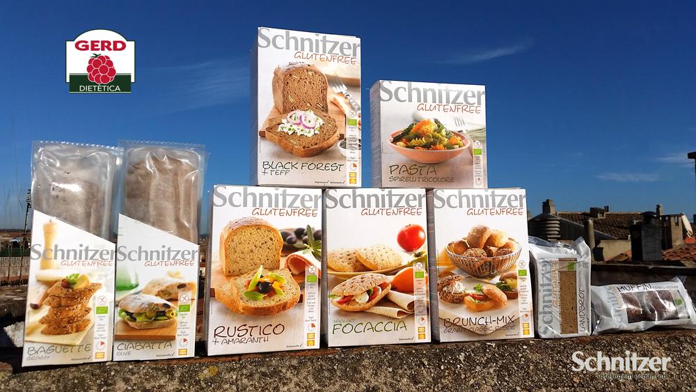 Schnitzer: la combinació sense gluten i sabrosa perfecta!