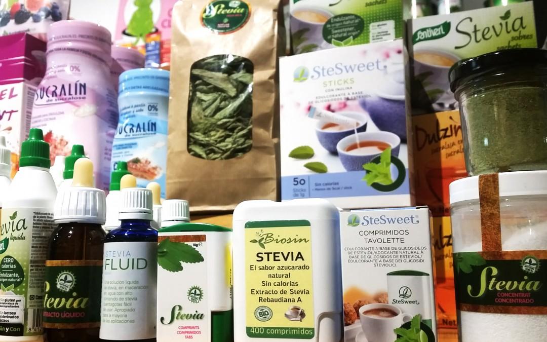 Stevia: l'edulcorant ideal